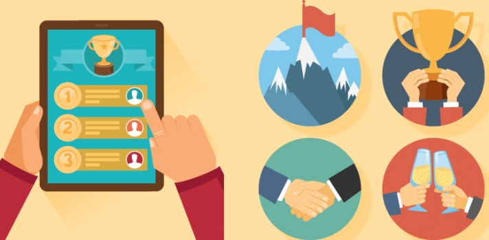 Employee Engagement Through Gamification Crowdster
