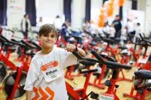 E's Battle Buddies: Cycling to Beat Cancer