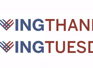 Giving Tuesday: Giving Thanks, Giving Back