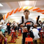 fundraiser kids fighting rare cancer cycling event cyclethon