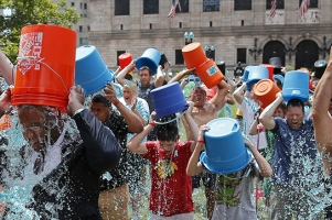 ALS Ice Bucket Challenge and Peer-to-Peer Fundraising: Whats Missing?